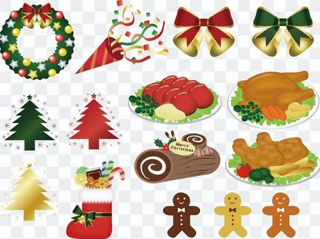 聖誕節材料總結