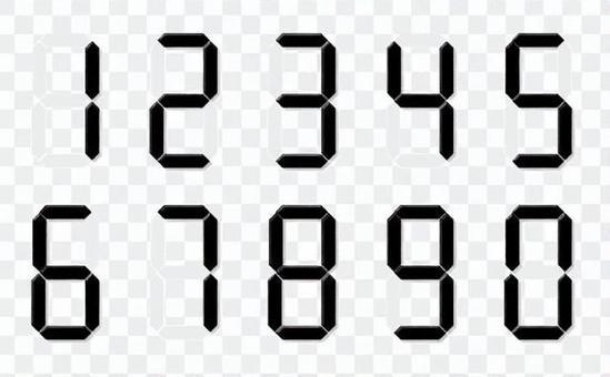 計算器號碼_ 1  -  9