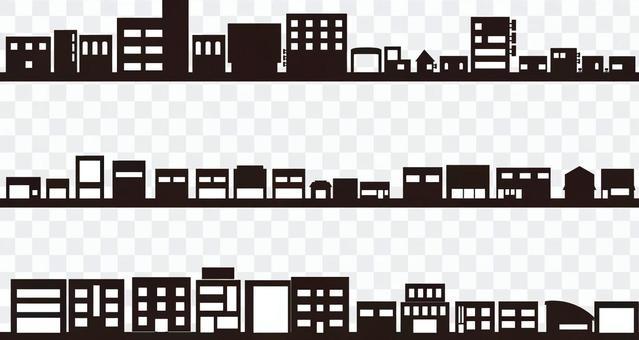 城市影子系列購物區