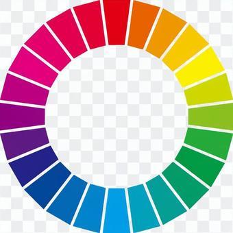 顏色圖表2 b