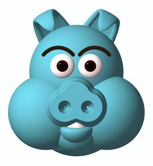 Pig pig _ the sky