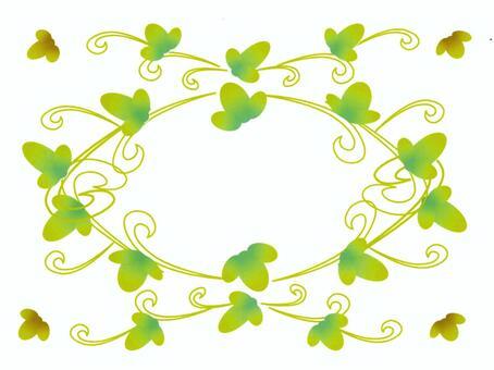 Pattern of ivy ①