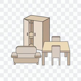 超大垃圾圖片(抽屜櫃、沙發等)