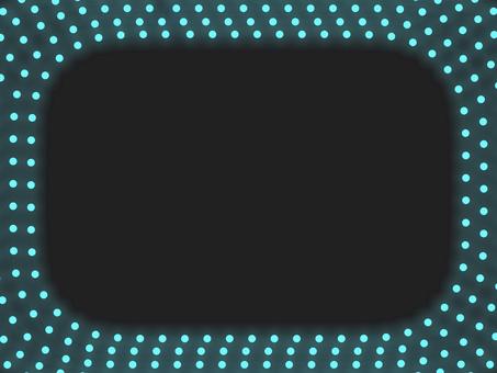照明圓角框B:藍色