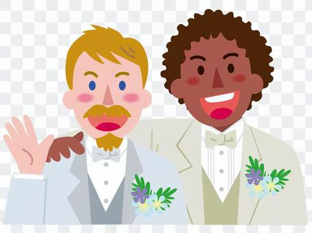 男性同士の結婚-6