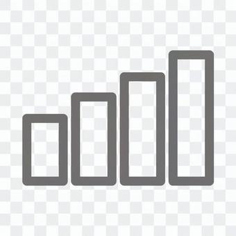 簡單的圖標無線電天線