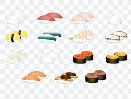 壽司例證集合02