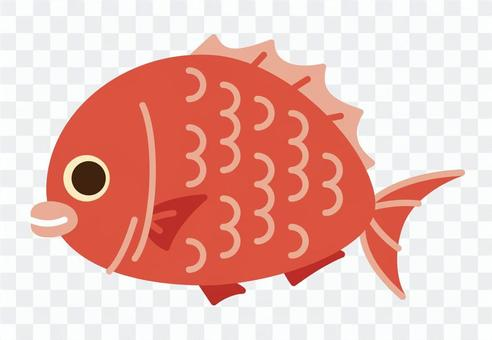 Sea creatures - sea bream