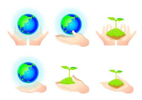 환경 보전의 이미지