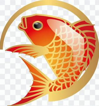 New Year decoration _ Snapper