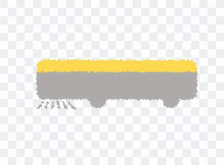 簡單的清潔機器人圖標