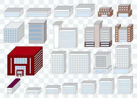 Street series building 4