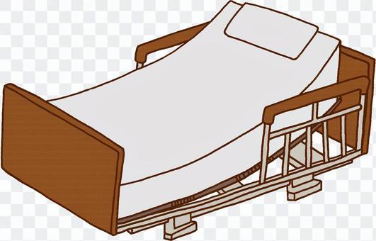 [福利設備]護理床/電動床