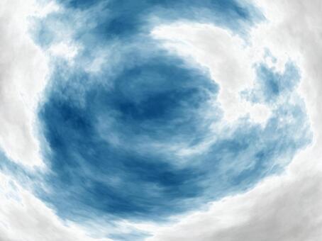 天空和雲彩F