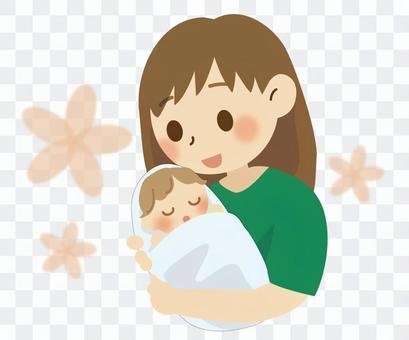 媽媽和寶寶