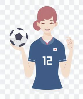 足球支持者招募了女性