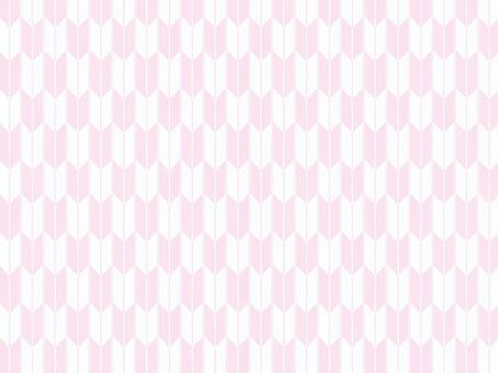 Pink arrow splash pattern background material
