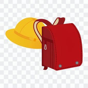 學校帽子和包包女