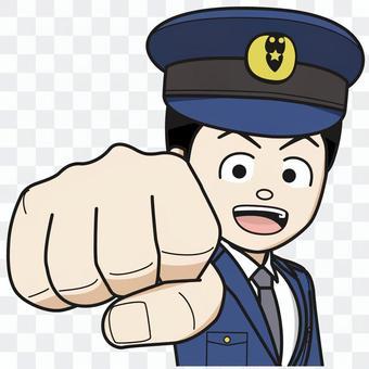警察(男)04