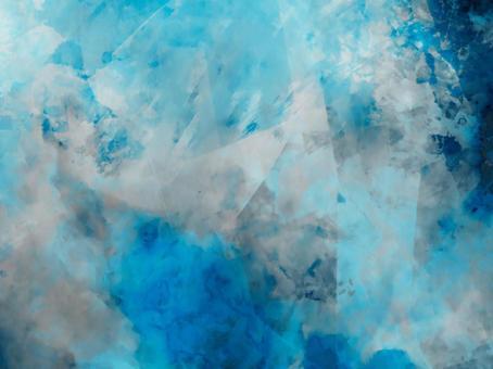 淺藍色夢幻般的紋理背景