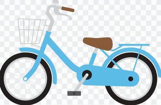 自行車_沒有輔助輪