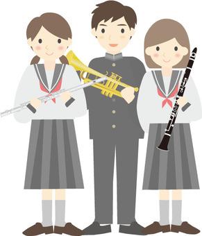 Brass band club