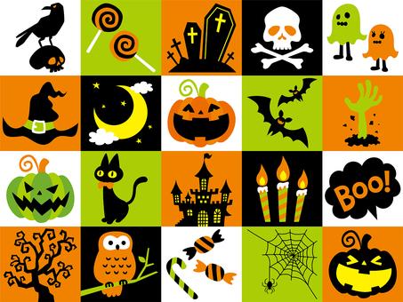 Halloween set 2021-01