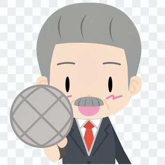 總裁(採訪)破產