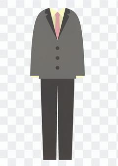 Suit (gray)