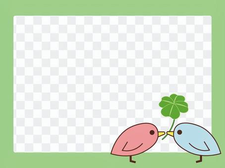 情侶的鳥架