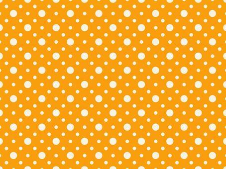 橙色點壁紙