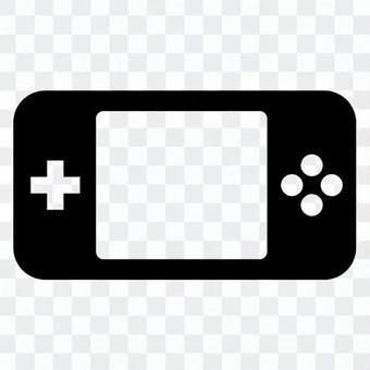 遊戲手機遊戲機圖標