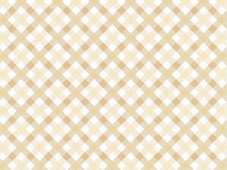 背景壁紙模式米色茶格子秋冬季