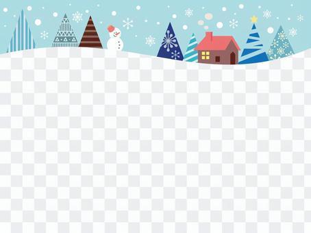 冬季景觀圖(4)
