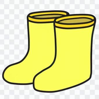 兒童靴(彩色)