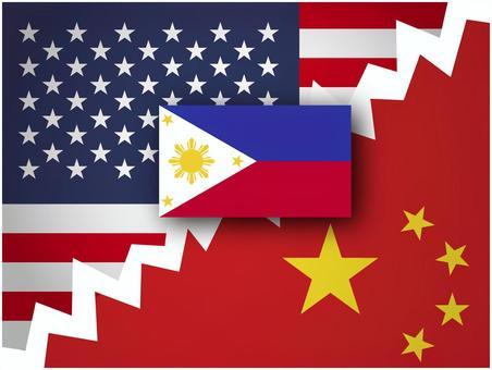 美國中國菲律賓