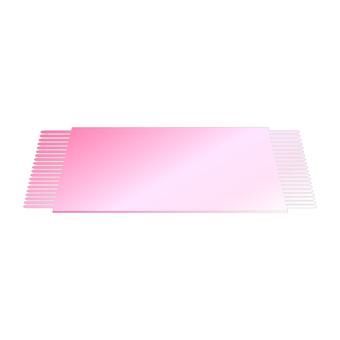 地毯墊(粉紅色)