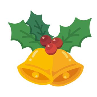 聖誕鈴鐺裝飾
