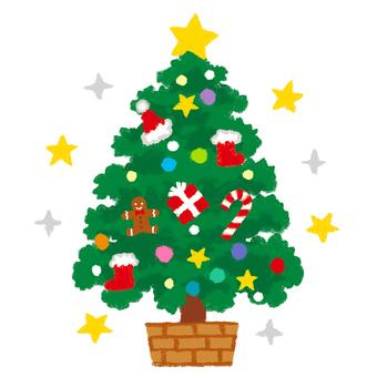Seasonal events / Christmas tree