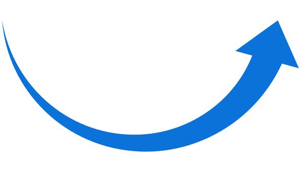Arrow Curve Mountain Nari Momentum Narrow Blue