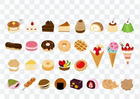 Sweets set