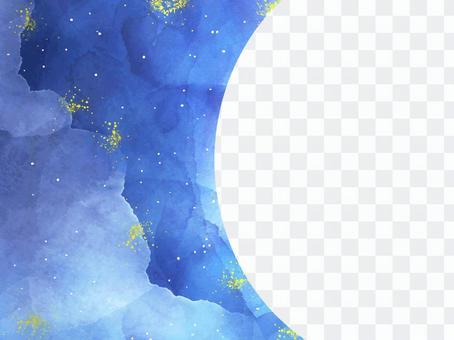 水彩畫框2