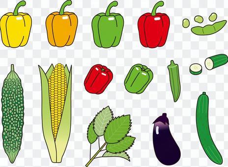 蔬菜1玉米