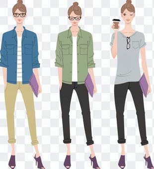 Fashion SS-02