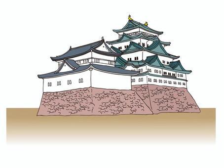 小田原城堡