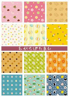日本的糖果模式