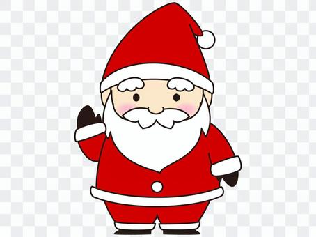 Santa Claus (Front