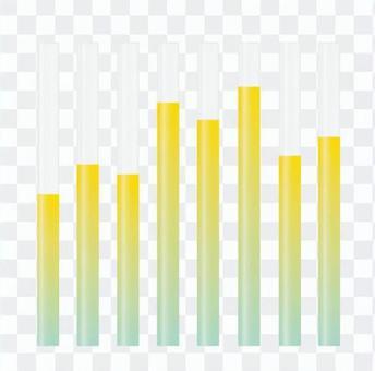垂直棒圖10