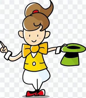 孩子們的性格 - 女孩09