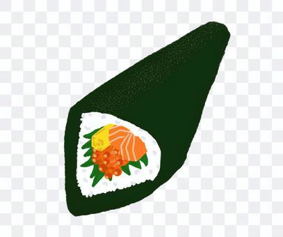 寿司シリーズ・手巻き
